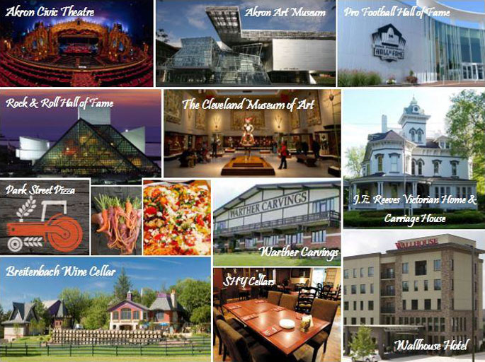 Dover, Ohio has many things to offer visitors